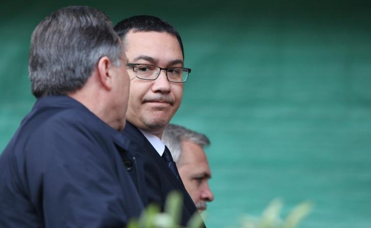 Care este alianţa de care se teme Ponta: 'Ne pune probleme' / Foto: MEDIAFAX