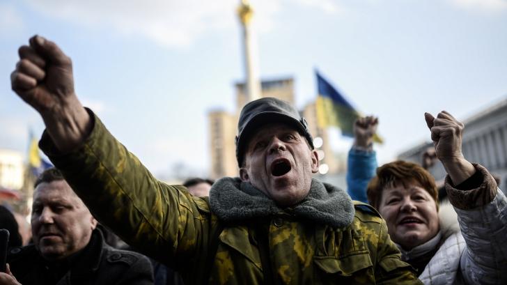 UE avertizează: Organizarea unui referendum în estul Ucrainei 'ar agrava situaţia' / Foto: MEDIAFAX