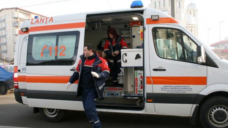 Accident cumplit în județul Sibiu