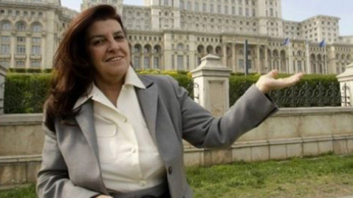 Anca Petrescu, răpusă de bacteria ucigaşă.