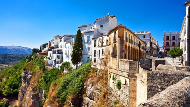 Andaluzia, locul perfect pentru luna de miere