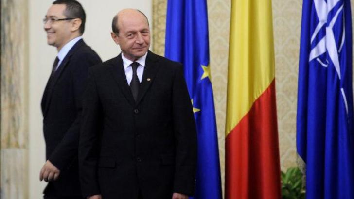 Traian Băsescu şi Victor Ponta merg astăzi la Bruxelles