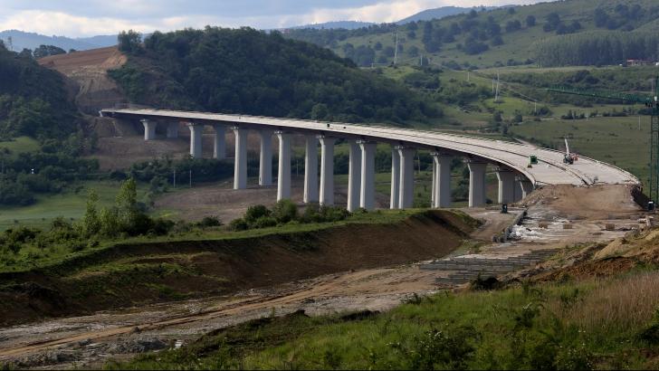 Când va începe construcţia autostrăzii Comarnic - Braşov