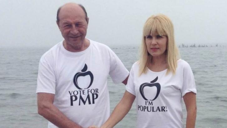 PMP îi mulţumeşte preşedintelui Băsescu pentru susţinere