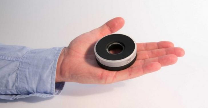 Camera video care înregistrează la 360 de grade