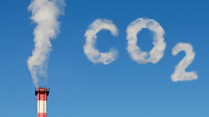 RECORD NEDORIT de CO2 în atmosferă