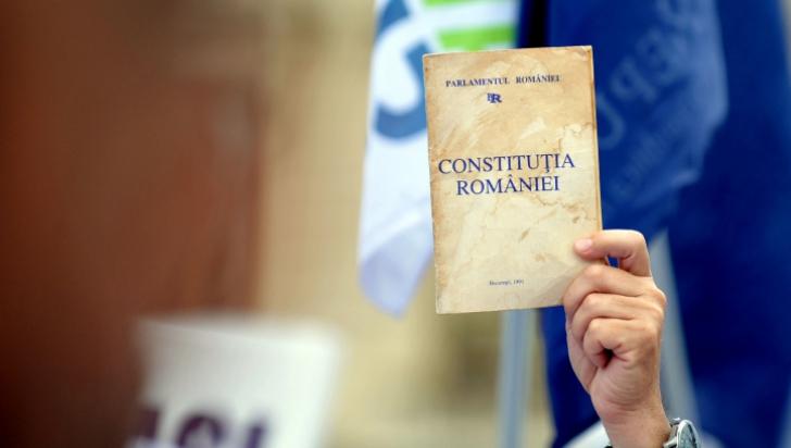 Chelaru: Comisia pentru revizuirea Constituţiei îşi reia activitatea din 4 iunie