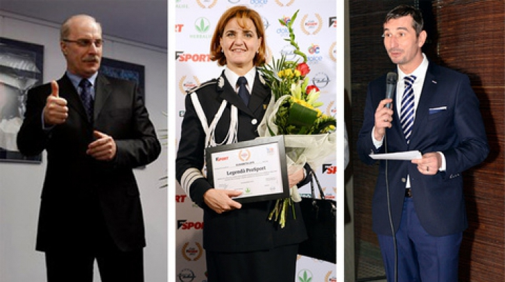 ALEGERI COSR. Cine va fi noul președinte al Comitetului Olimpic : Lipă, Petrache sau Bellu?