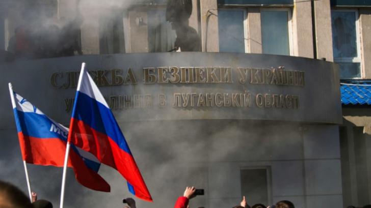 Victoria la referendumul asupra independenţei nu a fost sărbătorită la Doneţk