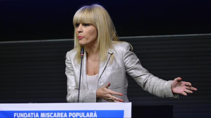 Elena Udrea: Victor Ponta creează numai scandaluri mediatice în această campanie