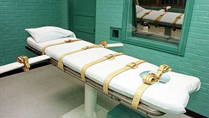 EXECUŢIILE în statul american Oklahoma, SUSPENDATE timp de şase luni