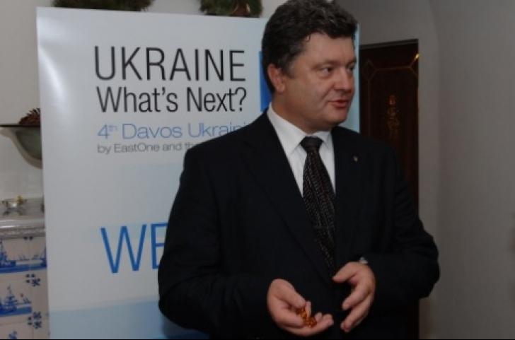 Petro Poroşenko, preşedintele ales al Ucrainei