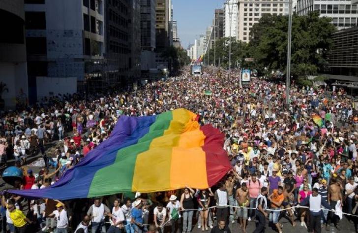 Cea mai mare paradă gay din lume a avut loc în Brazilia