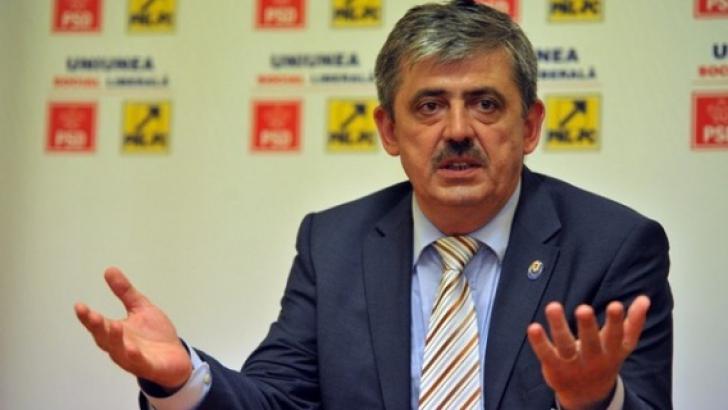 Preşedintele CJ Cluj, Horea Uioreanu, dus la audieri la DNA