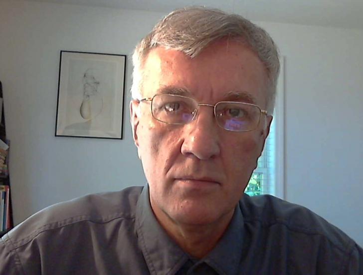 Gheorghe M. Ştefan, fost ministru al Educaţiei în perioada 28 iunie 1990 - 16 octombrie 1991, în Guvernul Roman.