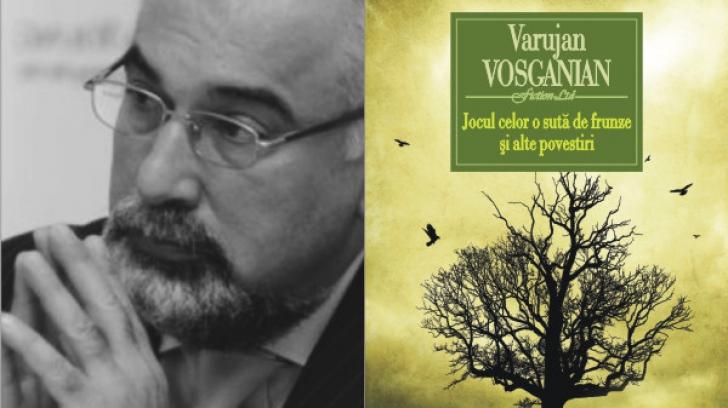 Volume de Emil Brumaru şi Varujan Vosganian, nominalizate la premiile Uniunii Scriitorilor pe 2013