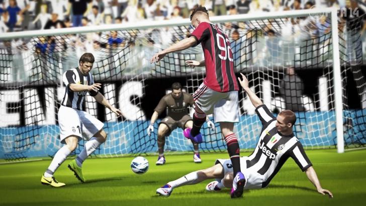 EA Games vrea FIFA 2014 direct pe TV