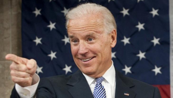 Joe Biden, vicepreședintele SUA