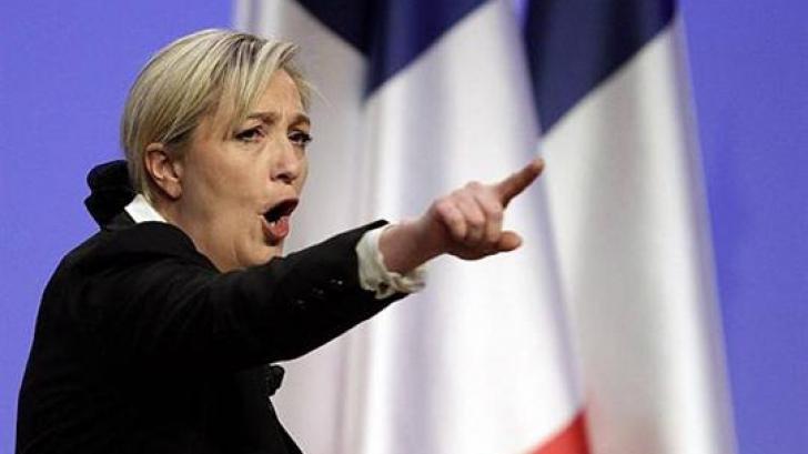 Programul Frontului Naţional din Franţa: renunţarea la euro şi la Schengen