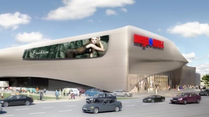Mega Mall, imagine din viitor
