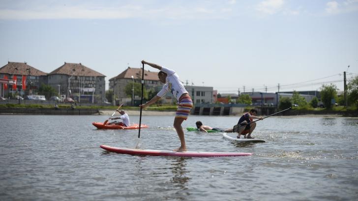 MOGOŞOAIA WATER SPORTS EVENT 2014. Cel mai mare eveniment de sporturi nautice din România