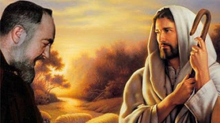 Mesajul de avertizare a lui Iisus prin Padre Pio