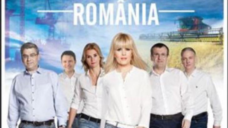 PMP Sibiu a sesizat POLIŢIA privind distrugerea afişelor de pe panourile electorale