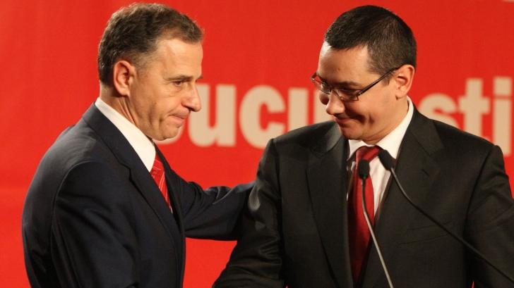 """PONTA A TRĂDAT PSD: """"În 2009, am votat în primul tur cu Antonescu, apoi cu Geoană"""""""
