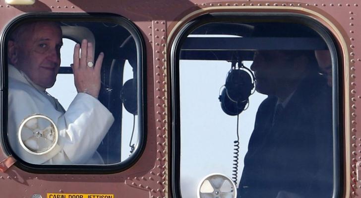 Papa Francisc, în Israel