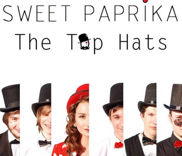 Gabriela Atanasov și The Top Hats, primul single