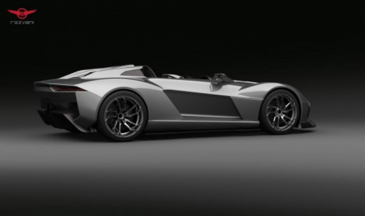 Beast, un supercar marca Rezvani Motors
