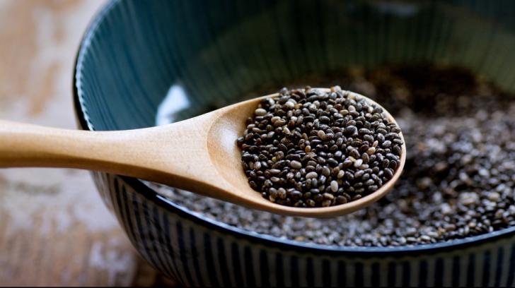 FRESH-REFRESH. Semințele de chia