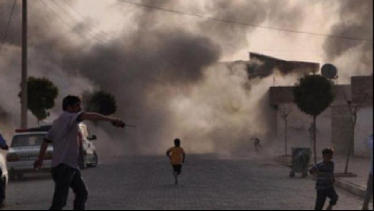 Nouă copii, omorâţi într-un raid aerian efectuat în Siria