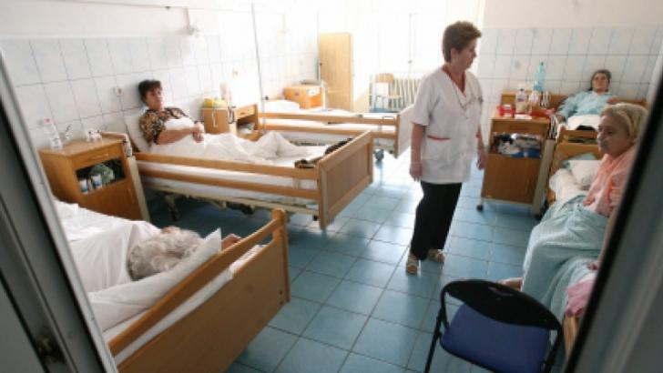 ALEGERILE EUROPARLAMENTARE 2014. Pacienți din spitale nu pot vota la ALEGERILE EUROPARLAMENTARE 2014