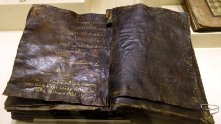 """Un document străvechi descoperit în Turcia susţine că iisus nu a fost """"fiul lui Dumnezeu"""" şi nu a fost crucificat, el fiind doar un profet."""