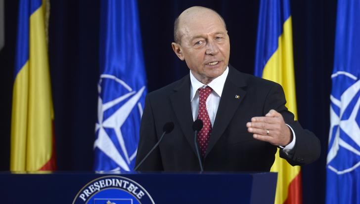 Băsescu: Obiectivul meu până în noiembrie este ca Ponta să nu poată deveni preşedintele României