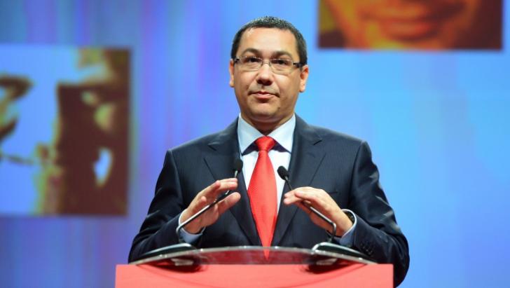 Ponta: Un judecător sau un procuror trebuie sancţionat mult mai aspru pentru fapte de corupţie