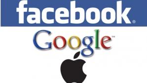 Apple, Google şi Facebook se bat pentru a domina arena smartphone în SUA