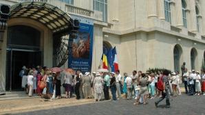 Muzeul Naţional de Artă al României a primit certificatul de excelenţă TripAdvisor pe 2014 / Foto: MEDIAFAX