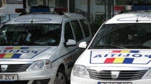 Sibiu: Tânăr care conducea cu permisul suspendat şi a avariat mai multe maşini de Poliţie, cercetat