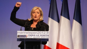 Atac dur al lui Marine le Pen