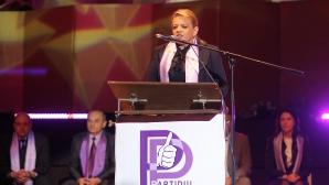 Simona Man, ministrul PPDD în Guvernul Ponta