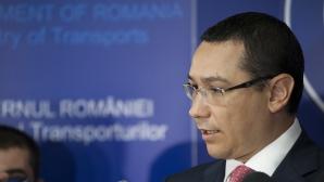 Ponta: Agresarea tânărului rom în Franţa este un efect al discursului extremist / Foto: MEDIAFAX