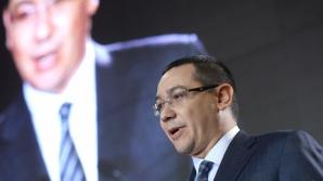 Guvernul Ponta a cheltuit mai puţin din fondul de rezervă decât guvernele anterioare