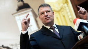 Iohannis, despre candidatul dreptei: Politician serios, recunoscut, cu rezultate bune în sondaje