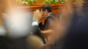 IOHANNIS, la Realitatea TV: DEZVĂLUIRI despre DEMISIA lui Antonescu / Foto: MEDIAFAX