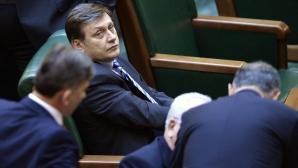 Senator PSD: Băsescu i-a cerut lui Antonescu retragerea de la prezidențiale. REACŢIA lui Antonescu / Foto: MEDIAFAX