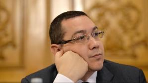 Ponta: Voinea nu și-a dat demisia și nici nu și-o dă până nu vedem cine vine după el / Foto: MEDIAFAX