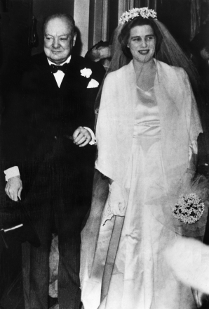 A murit fiica lui Winston Churchill