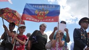 PROTESTE MASIVE la KIEV